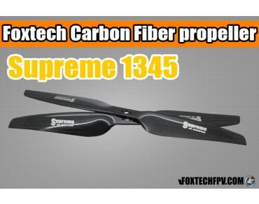 Foxtech Supreme C/F Propeller(13x4.5)