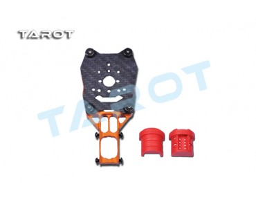 Tarot X8 Suspended Anti-vibration Motor Seat(Red)(TL8X011)