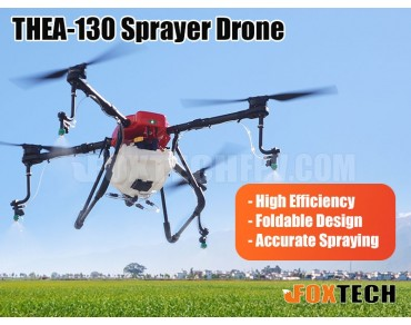 THEA 130 High Efficiency Cost-Effective Agriculture Spraying Drone