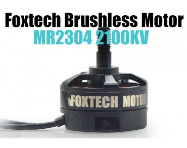 Foxtech MR2304 2100KV Brushless Motor