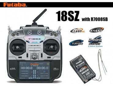 Futaba 18SZ 2.4Ghz Radio Controller