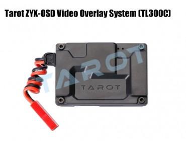 Tarot ZYX-OSD Video Overlay System( TL300C)