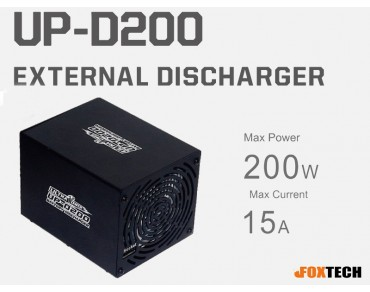 Ultra Power UP-D200 200W 15A AC To DC Converter For UP616/UP6/UP6+ Charger