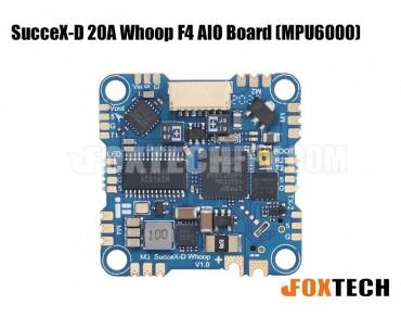 SucceX-D 20A Whoop F4 Aii-in-one Board (MPU6000)