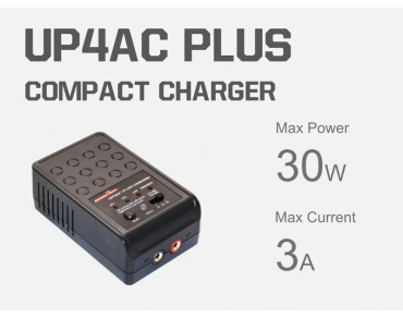 Ultra Power UP4AC PLUS 30W 1A 2A 3A AC Charger