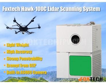Foxtech Hawk-100C Drone Lidar Scanning System