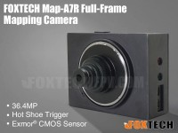 FOXTECH Map-A7R Full-Frame Mapping Camera with 35mm Lens-Free Shipping