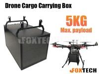 Drone Cargo Carrying Box