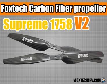 Foxtech Supreme C/F Propeller(17x5.8) V2