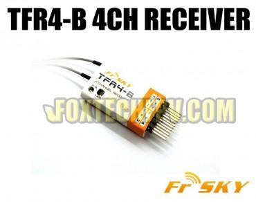 FrSky TFR4B 4CH 2.4Ghz Receiver