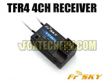 FrSky TFR4 4CH 2.4Ghz Receiver