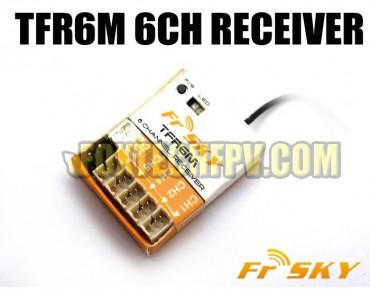 FrSky TFR6M 6CH 2.4Ghz Receiver