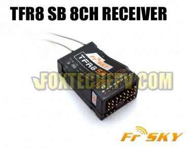 FrSky TFR8 SB 8CH 2.4Ghz Receiver