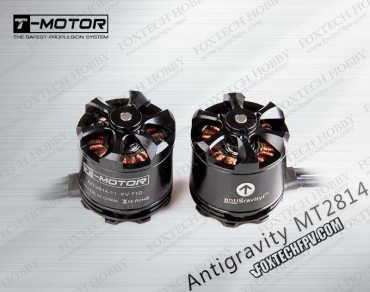 T-MOTOR Antigravity MT2814(One pair)