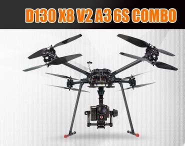 D130 X8 V2 A3 6S COMBO