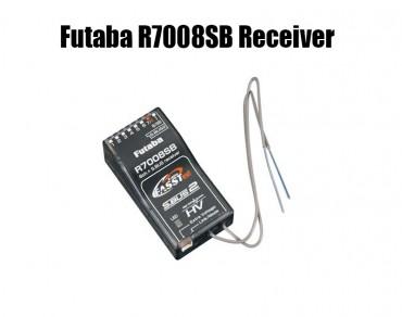 Futaba R7008SB S.Bus2 FASSTest Receiver 14SG/18MZ/18SZ