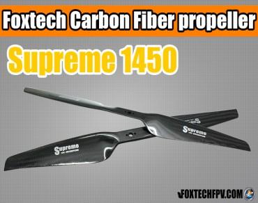 Foxtech Supreme C/F Propeller(14x5.0)