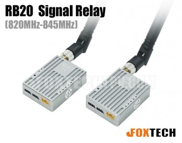 RB20 Signal Relay 820MHz-845MHz/902MHz-928MHz
