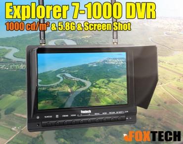 Foxtech Explorer 7-1000 DVR
