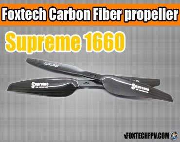 Foxtech Supreme C/F Propeller(16x6.0)