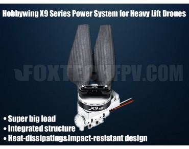 Hobbywing X9 Series Power System for Heavy Lift Drones