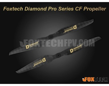 Foxtech Diamond Pro Series CF Propeller