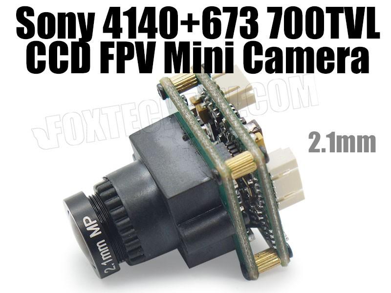 1 3 sony 700tvl mini ccd camera rh foxtechfpv com