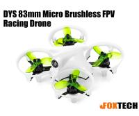 DYS 83mm Micro Brushless FPV Racing Drone(Preorder)
