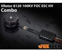 XRotor 8120 100KV FOC ESC HV Combo