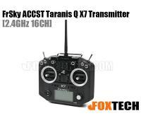 FrSky ACCST Taranis Q X7 2.4GHz 16CH Transmitter