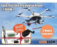 GAIA 160 Elite Pro 2400W Hybrid Drone
