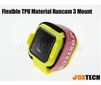 Flexible TPU Material Runcam 3 Mount