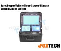 Tarot Peeper Vehicle Three-Screen Ultimate Ground Station System