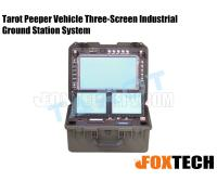 Tarot Peeper Vehicle Three-Screen Industrial Ground Station System