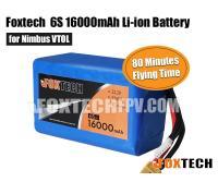 Foxtech  6S 16000mAh Li-ion Battery