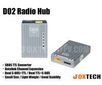 D02 Radio Hub SBUS TTL Converter