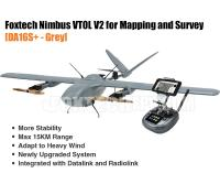 Foxtech Nimbus VTOL V2 Aircraft  for Mapping and Survey