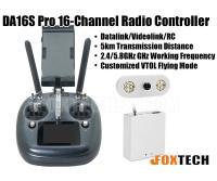 DA16S Pro 16-Channel Radio Controller