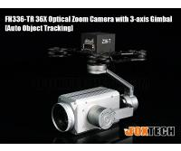FH336-TR 36X Optical Zoom Camera with 3-axis Gimbal-Free Shipping