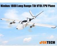 Nimbus 1800 Long Range Tilt VTOL FPV Plane