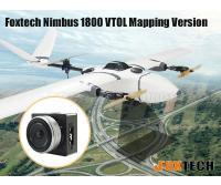 Foxtech Nimbus 1800 VTOL Mapping Version(Preorder)