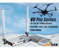 VD Pro 15~150km Video/Data Wireless Transmission System