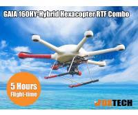 GAIA 160HY-Hybrid Hexacopter ARF/RTF Combo