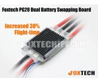 Foxtech PG20 Dual Battery Swapping Board(Preorder)