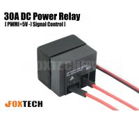 PWM Signal Control Power Relay
