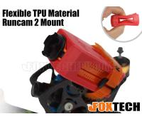 Flexible TPU Material Runcam 2 Mount