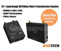 S1+ Long Range HD Video&Data Transmission System