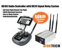 DA16S Radio Controller with RB20 Signal Relay System
