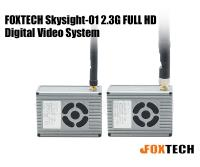 FOXTECH Skysight-01 2.3G FULL HD Digital Video System-Free Shipping