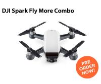 DJI Spark Fly More Combo-Free Shipping(Preorder)